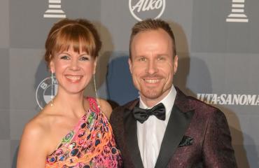 Kristiina ja Mikko ovat olleet naimisissa 10 vuotta.