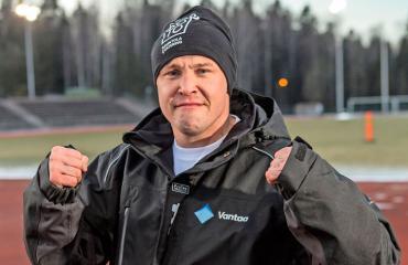 Juha Tolppola päätti uransa.