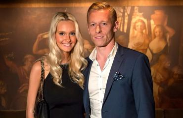 Mikael ja Metti Forssell lomailevat Thaimaassa.