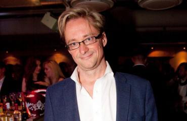 Mikael Jungner oli Emma-gaalassa.