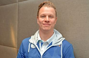 Lasse Kukkonen saa palkkaa pikkupojan unelmasta.