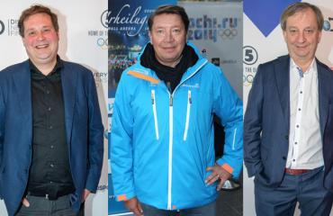 Jethro Rostedt oli aitiossa Hjalliksen ja Kurrin kanssa.