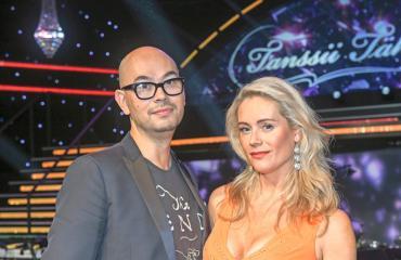 Anne ja Joni Kukkohovi muuttivat erilleen.