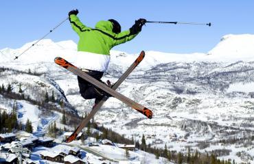 Norjan hiihtokeskukset