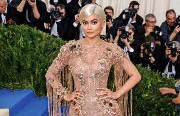 Kylie Jennerin ulkonäkö on muuttunut huomattavasti.