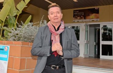Mikko Rasila teki konkurssin.