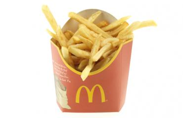 McDonald'sin ranskalaisista löytyi yllättävä apu kaljuuntumiseen.