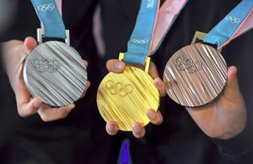 Suomalaiset olympialaisissa.