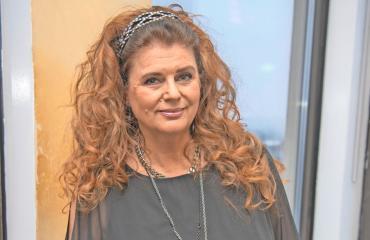 Riitta Väisänen oli Miss Eurooppa.