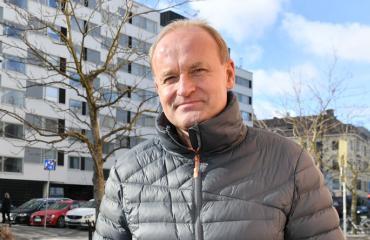 Janne Porkka ei kelvannut enää Onnenpyörän juontajaksi.