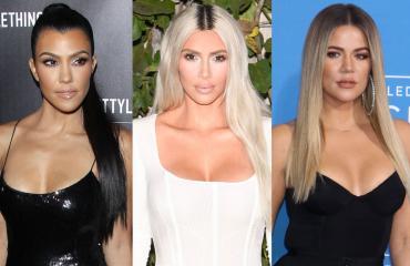 Kourtney, Kim ja Khloe Kardashian