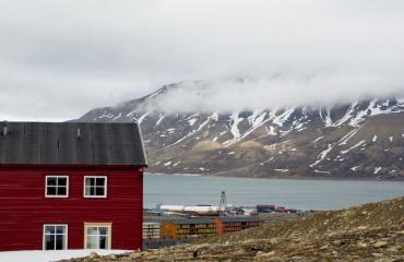 Longyearbyenissä ei sovi kuolla.
