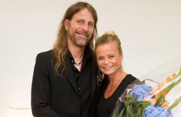 Jone Nikula ja Hanna-vaimo