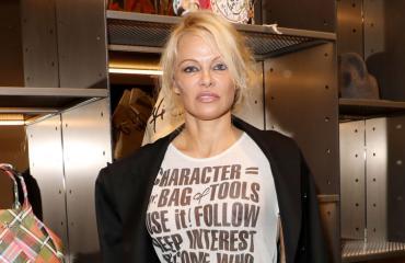 Pamela Anderson joutui ex-miehensä someraivon kohteeksi.