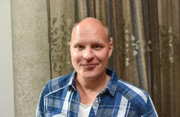 Seiska tavoitti Kalle Palanderin salarakkaan.