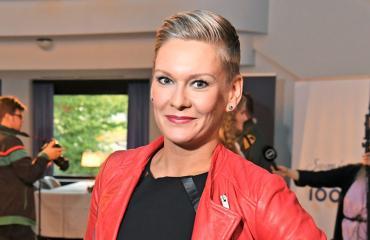 Heidi Sohlbergilla on avioehto.