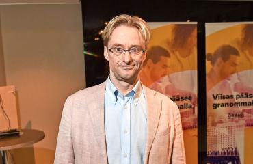Mikael Jungner korkkasi mopokauden.