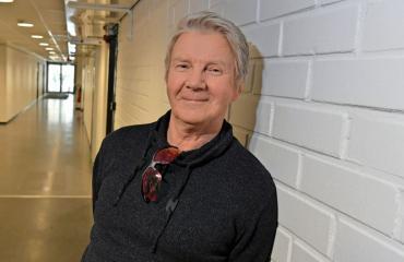 Pirkka-Pekka Petelius pohtii muuttamista Lappiin.