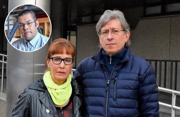 Seiska tapasi Ilja Janitskinin äidin ja isän Pasilan poliisivankilalla Helsingissä.
