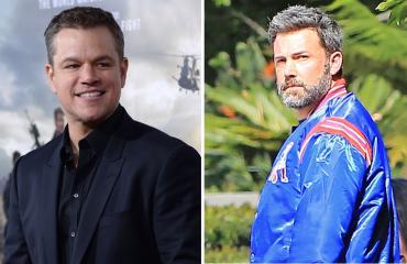 Matt Damon ja Ben Affleck