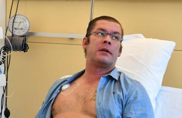 Ilja Janitskin sairaalassa Andorra