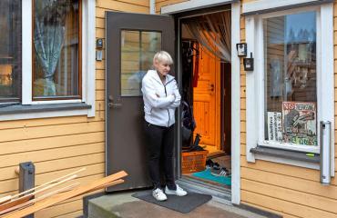Raimo Andersson surmattiin kotitaloonsa.