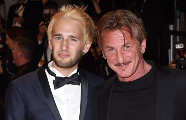 Sean Pennin Hopper-poika pidätettiin huumeiden takia.