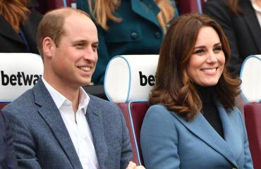 William ja Catherine saivat kolmannen lapsensa.