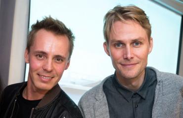 Jasper Pääkkösen ja Antero Vartian Löyly teki hyvin voittoa.