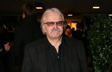 Pedro Hietanen ikuistettiin Helsingissä.