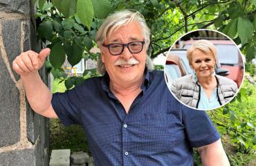 Matti Esko haluaisi tehdä yhteistyötä Katri Helenan kanssa.