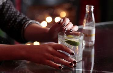 Gin & Tonic on nyt myös liukastemaku.