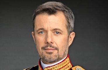 Tanskan kruununprinssi Frederik