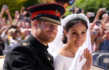 Herttuapari Harry ja Meghan