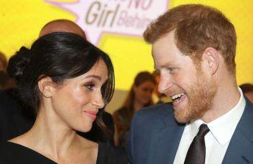 Ison-Britannian prinssi Harry ja Meghan Markle