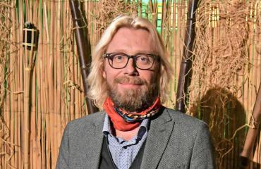 Kimmo Vehviläinen erosi.