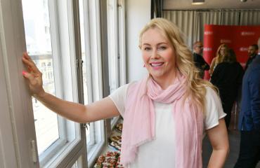 Anne Kukkohovi kertoo vaikeasta vuodestaan.