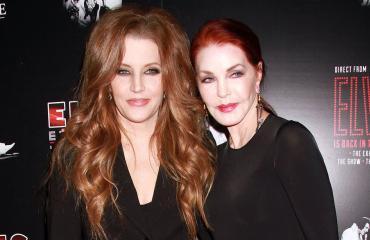 Priscilla ja Lisa Marie Presley