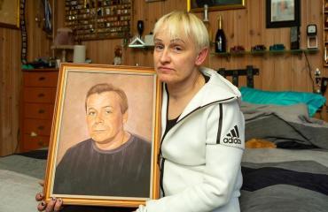 Raimo Anderssonin Satu-vaimo vangittiin.