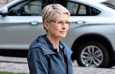 Tanja Karpela palasi julkisuuteen.