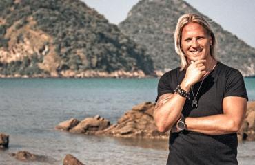 Sami Kuronen juontaa Tempparit.