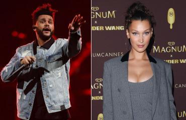 The Weeknd ja Bella Hadid
