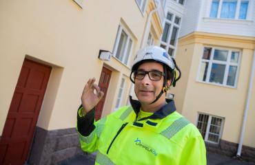 Heikki Lampela perusti uuden firman.