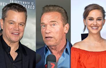 Älykkäitä Hollywood-tähtiä.