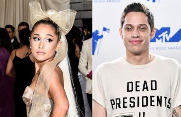 Ariana Grande ja Pete Davidson