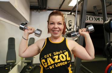 Jaana sai ilkeää ja positiivista palautetta laihtumisestaan.