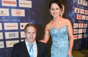 Leo-Pekka ja Sandra Tähti