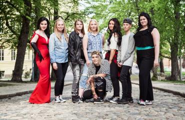 Miss Gay Finland -finalistit