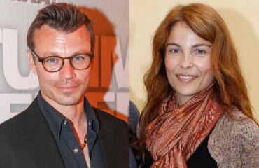 Peter Franzen ja Irina Björklund