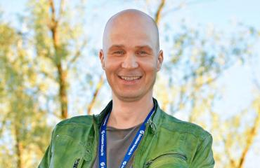 Marko Maunuksela mainosti nettikasinoa Facebookissa.